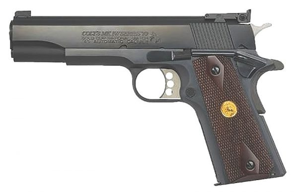 BUY COLT GOLD CUP NATIONAL MATCH (45ACP)