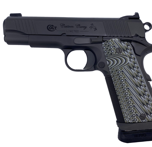 BUY COLT CUSTOM CARRY LIMITED (9MM)