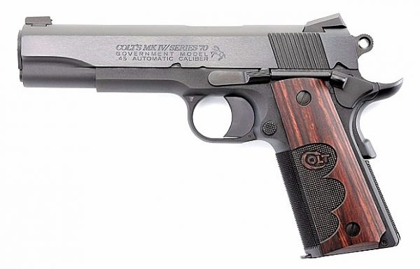 BUY COLT WILEY CLAPP GOVERNMENT 1911
